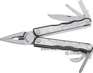 Leatherman Kick Multitool -- ©Globetrotter 2006