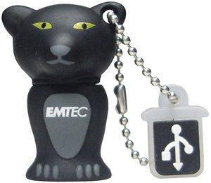 Emtec M313 The Zoo Range Panther 8GB, USB-A 2.0 (EKMMD8GM313)