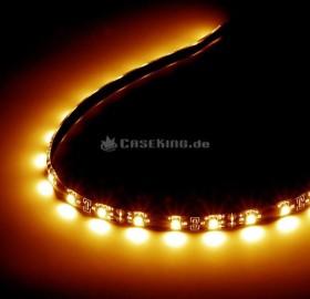 Lamptron FlexLight Pro, bernstein, 24 LEDs, LED-Streifen (LAMP-LEDPR2409)