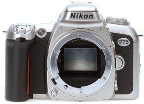 Nikon F75 (SLR) korpus (FAA400AA)