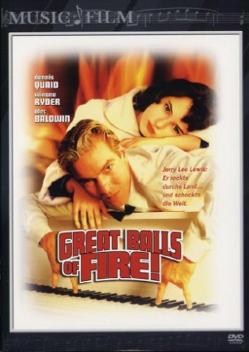 Great Balls of Fire -- via Amazon Partnerprogramm