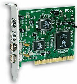 Allnet ALL1088 2x FireWire & 2x USB, PCI