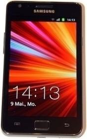 Samsung Galaxy S2 i9100G 16GB schwarz