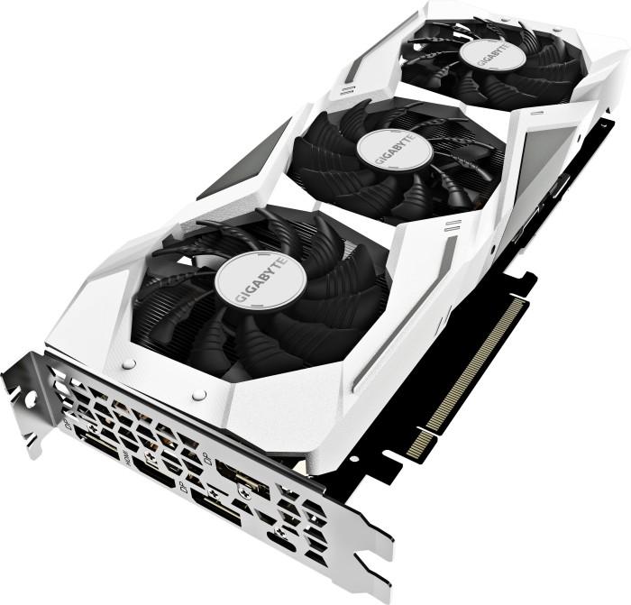 Gigabyte GeForce RTX 2070 Gaming OC White 8G, 8GB GDDR6, HDMI, 3x DP, USB-C (GV-N2070GAMINGOC WHITE-8GC)