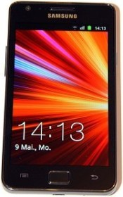 Samsung Galaxy S2 i9100G 16GB mit Branding