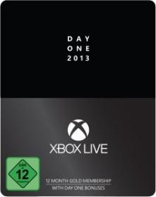 Microsoft Xbox Live Gold Subscription Card - 12 Monats Abo - Day One Edition (Xbox SX/Xbox One/Xbox 360) (52M-00351)