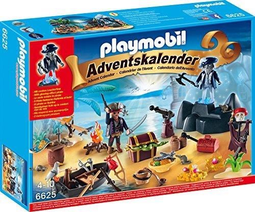 playmobil Christmas - Advent Calendar Pirate Treasure Island (6625)