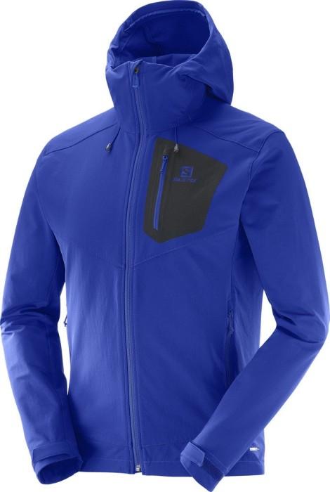 Salomon Ranger Softshell Jacket surf the web (men) (401349