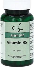 11A Nutritheke Vitamin B5 Kapseln, 120 Stück