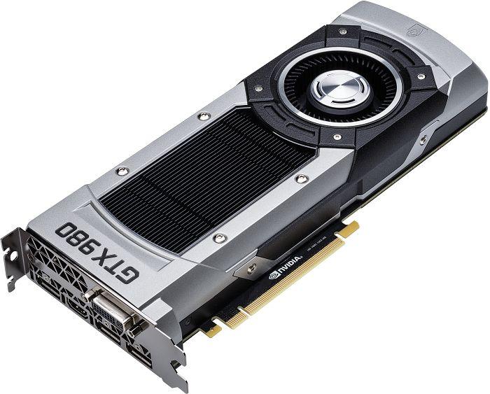 INNO3D GeForce GTX 980, 4GB GDDR5, DVI, HDMI, 3x DP (N980-1DDN-M5DN)