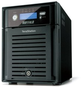 Buffalo Terastation Pro Quad 4TB, 2x Gb LAN (TS-QVH4.0TL/R6)