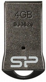 Silicon Power Touch T01 4GB, USB-A 2.0 (SP004GBUF2T01V1K)
