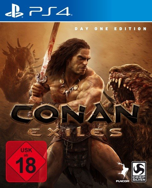 Conan Exiles (deutsch) (PS4)