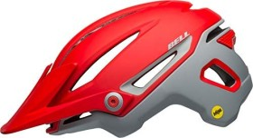 Bell Sixer MIPS Helm ridgeline matte crimson/gray (7101538/7101539/7101540)