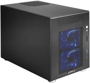 Lian Li PC-V354B schwarz, schallgedämmt