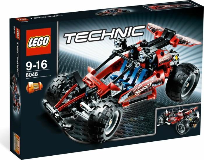 LEGO Technic Fahrzeuge - Buggy (8048) -- via Amazon Partnerprogramm