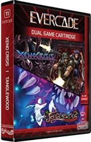 Blaze Entertainment Evercade Game Cartridge - Xeno Crisis & Tanglewood