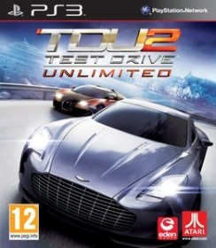 Test Drive Unlimited 2 (PS3)