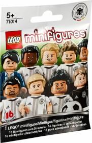 LEGO Minifigures - Die Mannschaft (71014)