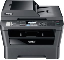 Brother MFC-7860DW, B&W-laser (MFC7860DWG1)