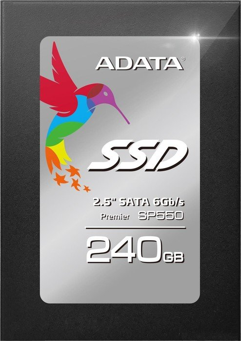 ADATA Premier SP550 240GB, SATA (ASP550SS3-240GM-C)