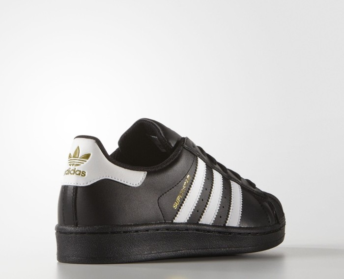 low priced e254d f8bc5 adidas Superstar Foundation core black ftwr white (Junior) (B23642)  starting from £ 40.55 (2019)   Skinflint Price Comparison UK