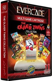 Blaze Entertainment Evercade Game Cartridge - The Oliver Twins Collection