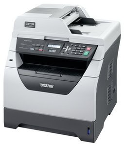 Brother DCP-8070D, B&W-laser