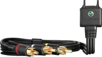 Sony Ericsson ITC-60 TV-connection cable -- via Amazon Partnerprogramm