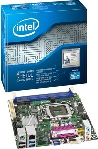 Intel DH61DL (BOXDH61DLB3)