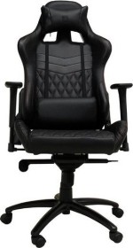 LC-Power Gamingstuhl, schwarz (LC-GC-3)