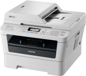 Brother MFC-7360N 24S/min, S/W-Laser (MFC7360NG1)