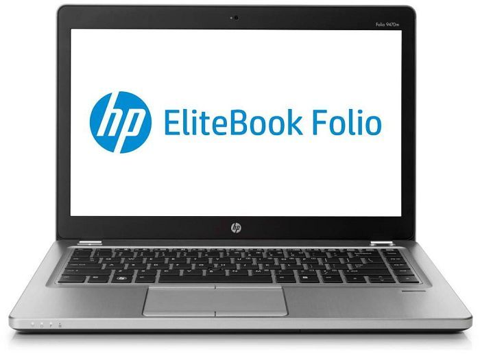 HP EliteBook Folio 9470m, Core i5-3427U, 4GB RAM, 180GB SSD (H4P04EA)