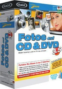 Magix: Fotos na CD & DVD 3.5 (PC)