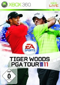 EA Sports Tiger Woods PGA Tour 11 (Xbox 360)