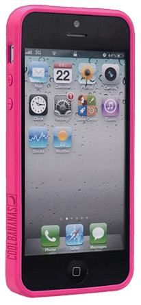 Cool Bananas FRAMEit for Apple iPhone 5 pink (9042663)