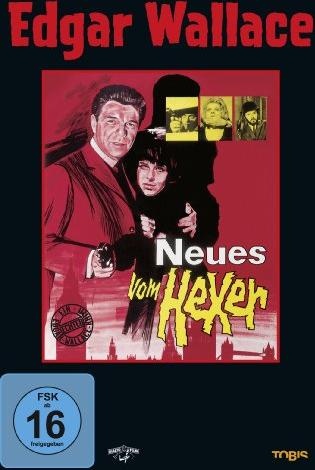 Edgar Wallace - Neues vom Hexer -- via Amazon Partnerprogramm