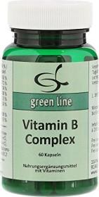 11A Nutritheke Vitamin B Complex Kapseln, 60 Stück