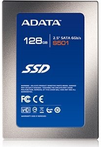 "ADATA S501 V2 128GB, 2.5"", SATA 6Gb/s (AS501V2-128GM-C)"