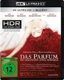 Das Parfum - Die Geschichte eines Mörders (4K Ultra HD)