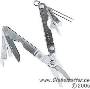 Leatherman Micra Multitool -- ©Globetrotter 2006