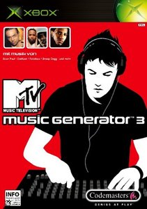 MTV Music Generator 3 (German) (Xbox)