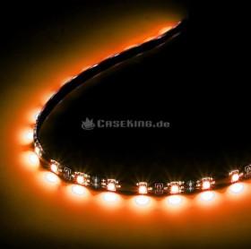 Lamptron FlexLight Pro, orange, 24 LEDs, LED-Streifen (LAMP-LEDPR2406)