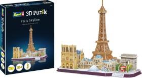 Revell 3D Puzzle Paris Skyline (00141)