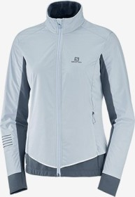 Salomon Lightning Lightshell Jacke kentucky blue/ebony (Damen) (C13630)