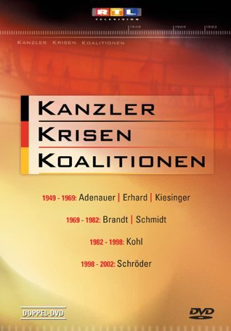 Kanzler, Krisen, Koalitionen -- via Amazon Partnerprogramm