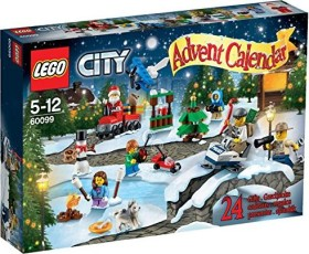 LEGO City - Advent Calendar 2015 (60099)