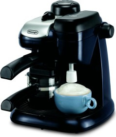 DeLonghi EC 9 Kombi-Kaffeemaschine schwarz
