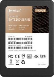 """Synology 2.5"""" SATA SSD SAT5200 1.92TB, Power-Loss Protection (SAT5200-1920G)"""