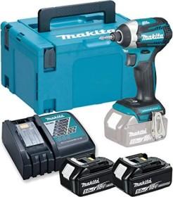 Makita DTD154RTJ cordless impact wrench incl. MAKPAC + 2 Batteries 5.0Ah